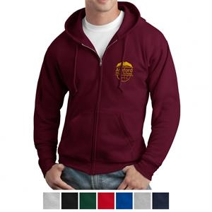 Hanes (R) EcoSmart Full-Zip Hooded Sweatshirt