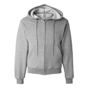Supercotton Full-Zip Hooded Sweatshirt