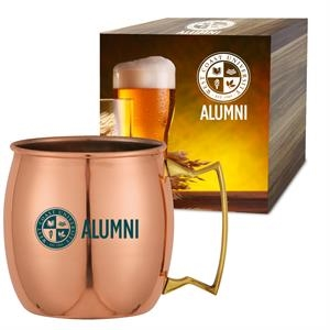 20 Oz. Moscow Mule Mug With Custom Box