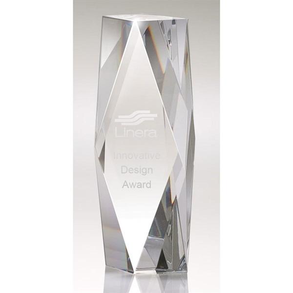 Tesla I Small Tower Award