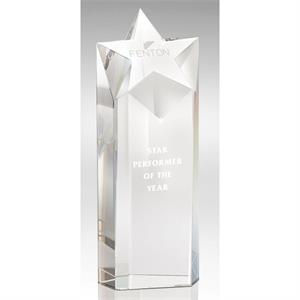 Escuro III Large Crystal Star Award