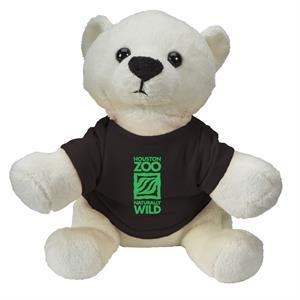Zoofari Beanies Polar Bear