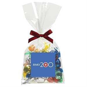 Mug Stuffer Bag / Foil Wrapped Hard Candy (3 oz)