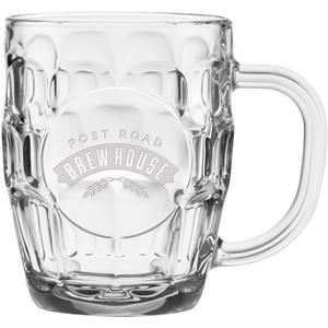 Brittania Mug - Deep Etched