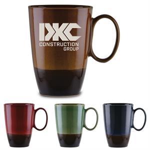 Barista Collection Mug - Deep Etched