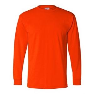 USA-Made 50/50 Long Sleeve T-Shirt