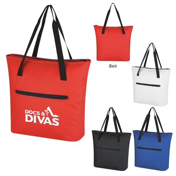 Water-Resistant Tote Bag