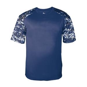 Youth Digital Colorblock Short-Sleeve T-Shirt