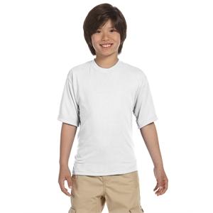 Youth 5.3 oz. DRI-POWER(R) SPORT T-Shirt