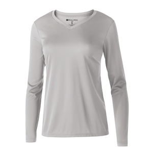 Ladies' Polyester Long Sleeve Spark 2.0 Shirt