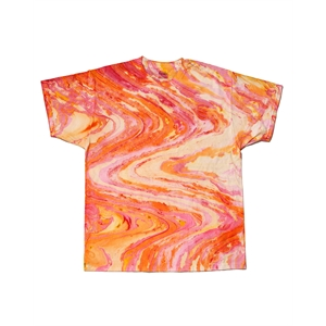 Tie-Dye Youth 100% Cotton Marble T-Shirt