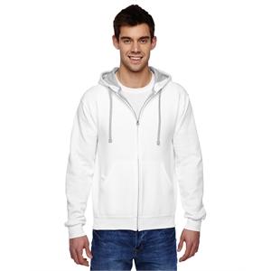 Adult 7.2 oz. Sofspun(R) Full-Zip Hooded Sweatshirt