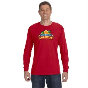 GILDAN ADULT 5.3 OZ. LONG-SLEEVE T-SHIRT S-XL