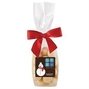 Elegant Mug Stuffer Bag / Sugar Cookie Snowballs (5 oz.)