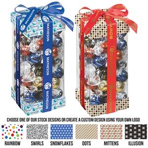 Executive Treat Container - Lindt® Truffles