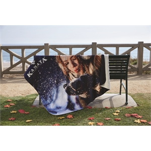 FOTO Vision Challenger Lambswool Throw