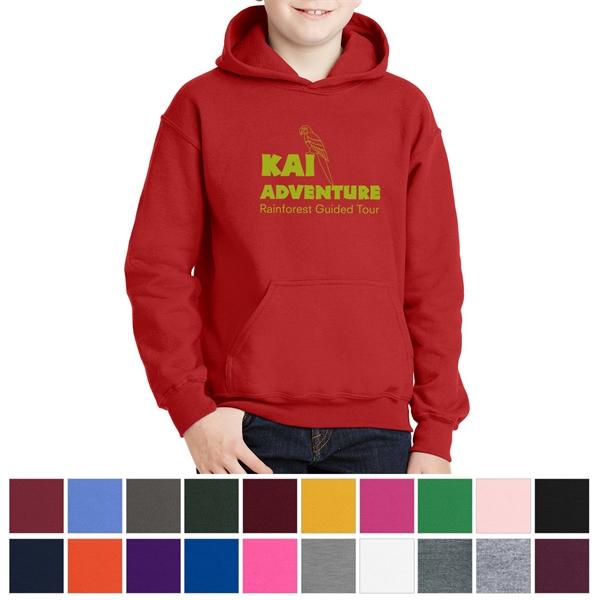 Gildan® Youth Heavy Blend™ Hooded Sweatshirt