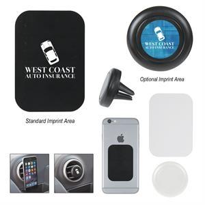 Auto Phone Mount With Custom Box