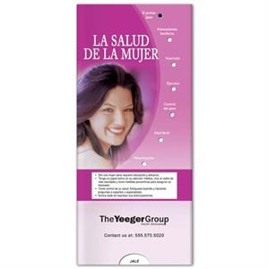 Pocket Slider: Women's Health (Spanish)