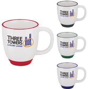 Two-Tone Bistro Mug - 14 oz