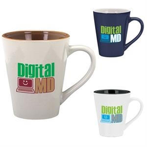 Designer Two-Tone Mug - 14 oz