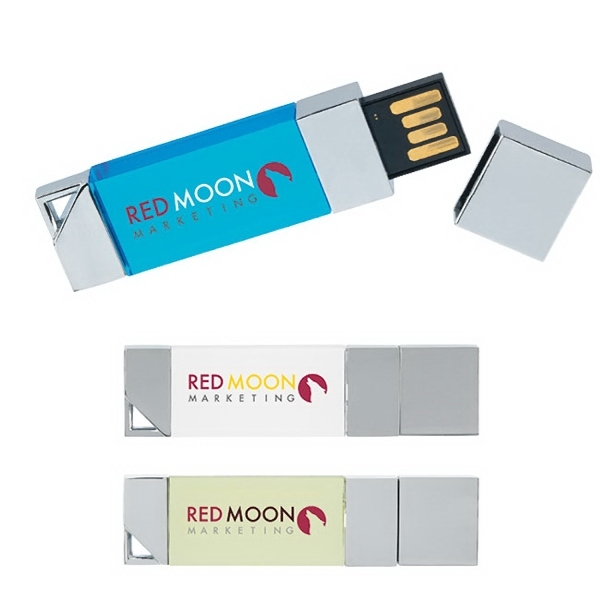 Illuminated USB Flash Drive