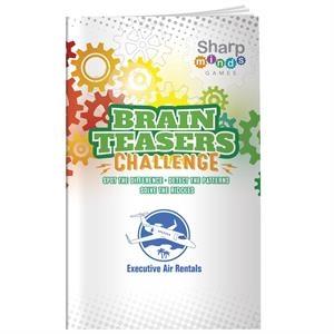 Sharp Minds Games: Brain Teasers