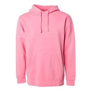 Heavyweight Pigment Dyed Hooded Sweatshirt