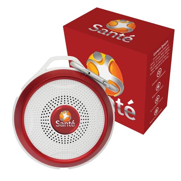 Ring Series Water Resistant Wireless Speaker