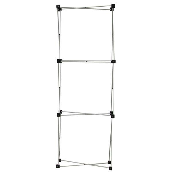 GeoMetrix Three-Quad Vertical Frame