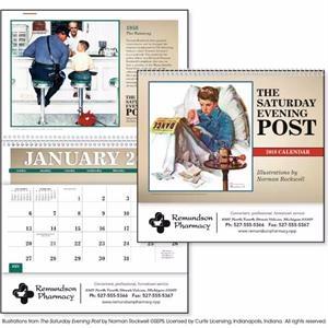 The Saturday Evening Post 2019 Calendar