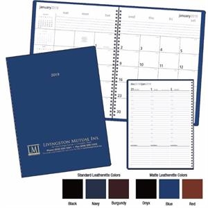 Monthly & Weekly 2019 Planner