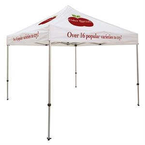 Ultimate 10' Tent Kit (Imprinted, 8 Locations)