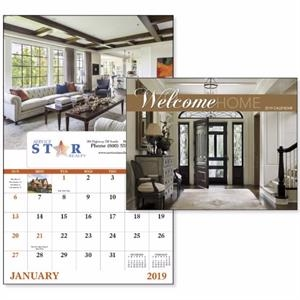 Window Welcome Home Lifestyle 2019 Appointment Calendar