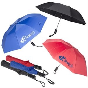 Auto Open Folding Umbrella - 42