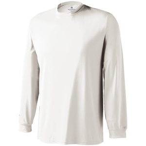 Holloway Youth Polyester Long Sleeve Spark 2.0 Shirt