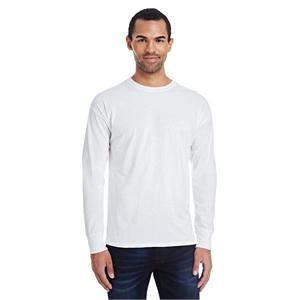 Hanes® Men's 4.5 oz., 60/40 Ringspun Cotton/Polyester X-T...