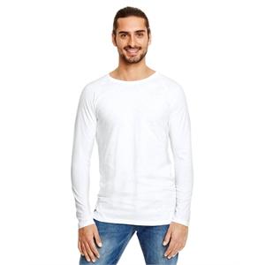 Anvil® Adult Lightweight Long & Lean Raglan Long-Sleeve T...