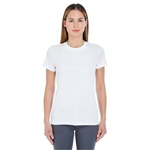 UltraClub (R) Ladies' Cool & Dry Basic Performance T-Shirt