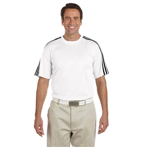 Adidas (R) Golf Men's climalite 3-Stripes T-Shirt