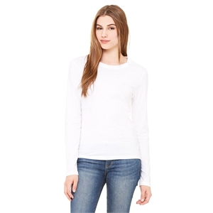 Bella + Canvas (R) Ladies' Jersey Long-Sleeve T-Shirt