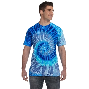 Tie-Dye Adult 5.4 oz., 100% Cotton T-Shirt