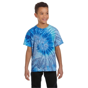 Tie-Dye Youth 5.4 oz. 100% Cotton T-Shirt