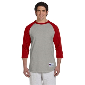 Champion (R) Adult 5.2 oz. Raglan T-Shirt