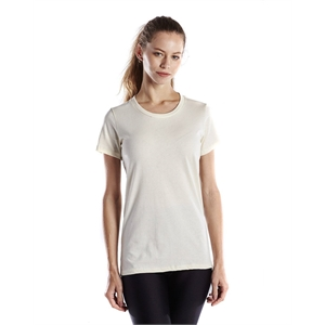 US Blanks® Ladies' 4.5 oz. Short-Sleeve Garment-Dyed Jers...