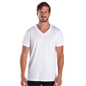 US Blanks® Men's 4.3 oz. Short-Sleeve V-Neck