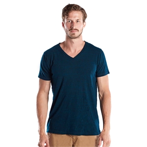 US Blanks® Men's 5.2 oz. Short-Sleeve Triblend Layer-Dy...