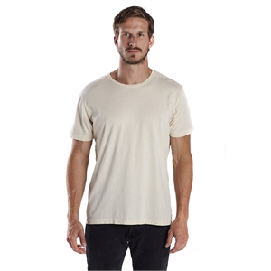 US Blanks® Unisex 3.8 oz. Short-Sleeve Garment-Dyed Cre...