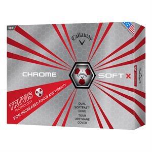 Callaway Chrome Soft Truvis Golf Ball