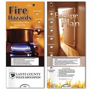 Pocket Slider: Fire Hazards-Home Safety